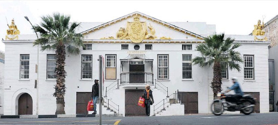 Plan For Tutu To Use Historic Cape Town Block Property News From Iolproperty