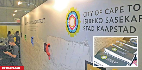 Expo Stands Cape Town : Cape town boasts new logo despite outcry : property news from