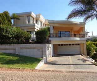 R 6,390,000 - 5 Bed House For Sale in Waterkloof Ridge