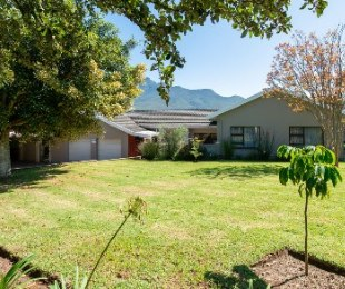 R 2,950,000 - 4 Bed Home For Sale in Bergsig