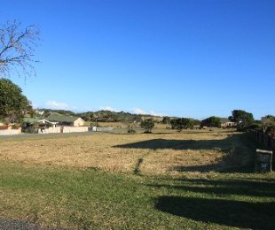 R 345,000 -  Plot For Sale in Kayser's Beach