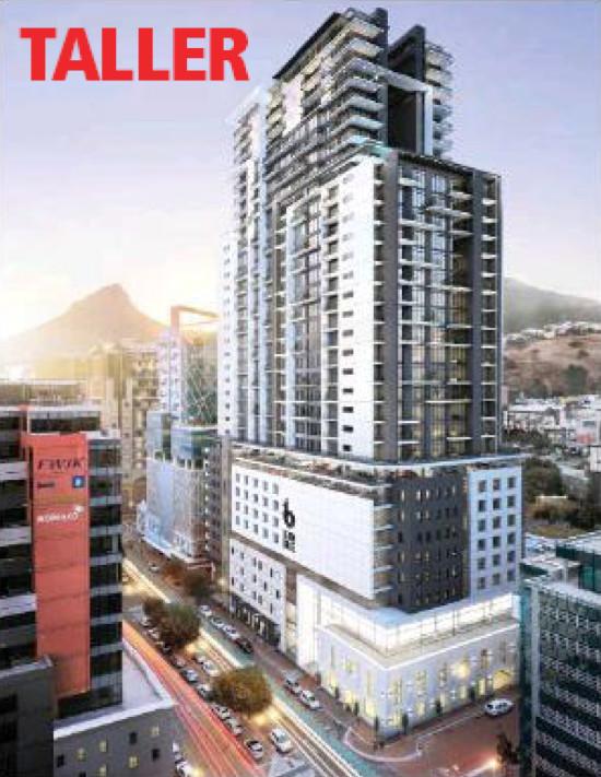 Two new skysers planned for Cape Town : Property News ... Commercial Poultry House Designers In Kzn on